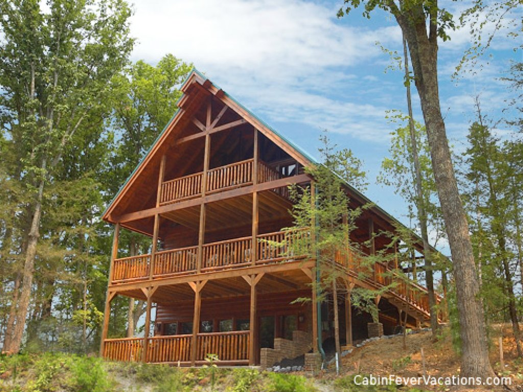 Photo of a Gatlinburg Cabin named Buckwild - This is the fifteenth photo in the set.