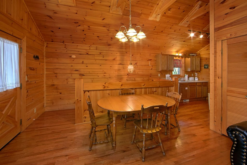 Photo of a Gatlinburg Cabin named Suite Harmony #243 - This is the sixth photo in the set.