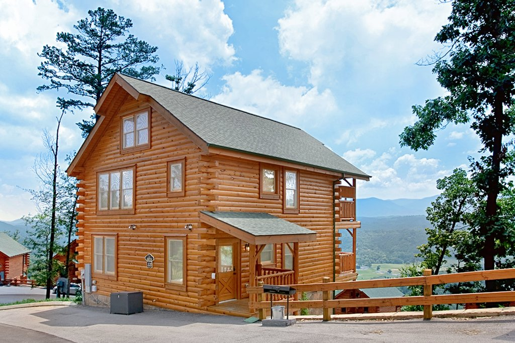 Photo of a Pigeon Forge Cabin named Smoky Sunrise (#53) - This is the eleventh photo in the set.