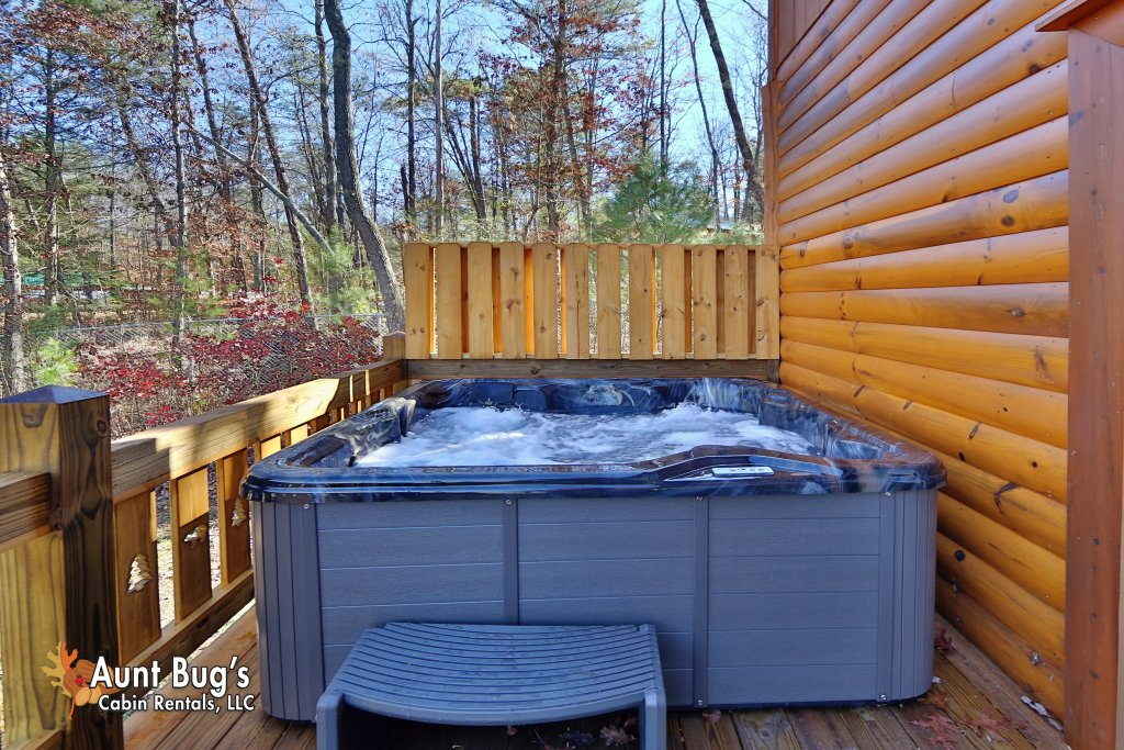 Photo of a Gatlinburg Cabin named Splash N' Play #524 - This is the eighth photo in the set.