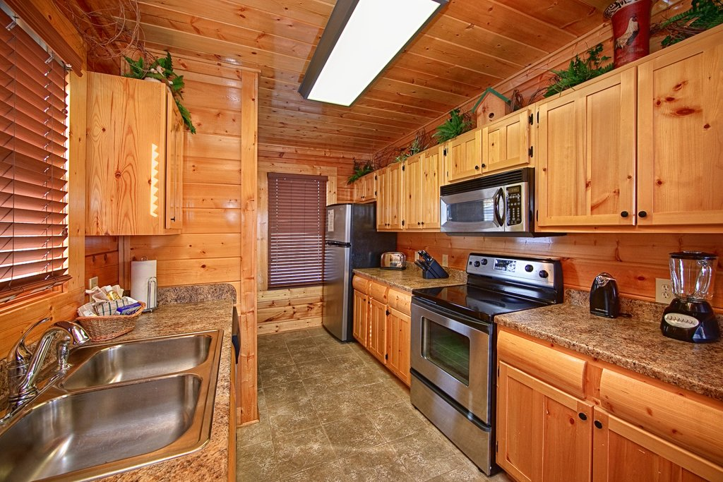Photo of a Pigeon Forge Cabin named Smoky Sunrise (#53) - This is the seventh photo in the set.