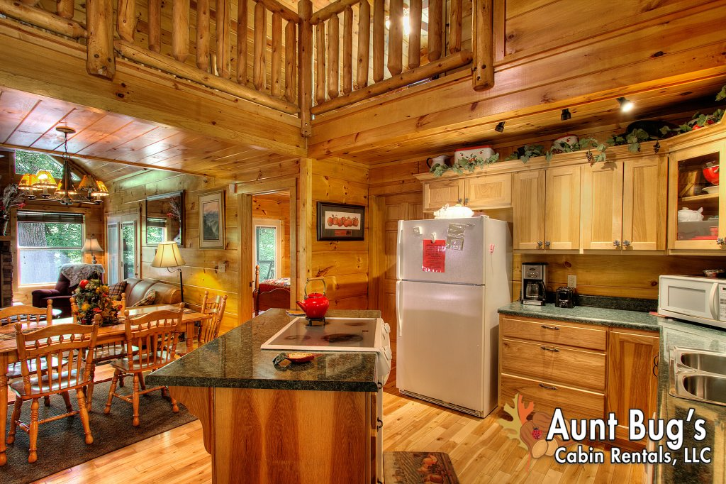 Photo of a Gatlinburg Cabin named Living Waters #376 - This is the fifteenth photo in the set.