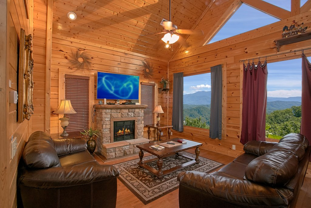 Photo of a Pigeon Forge Cabin named Incredible Views - This is the ninth photo in the set.