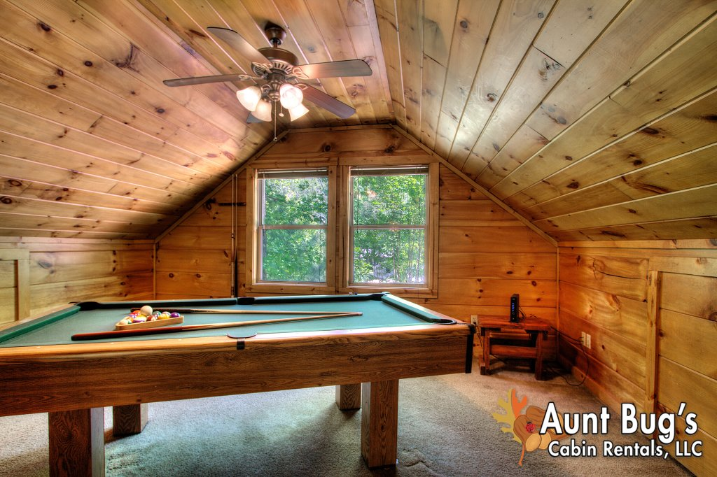 Photo of a Gatlinburg Cabin named Living Waters #376 - This is the fourth photo in the set.
