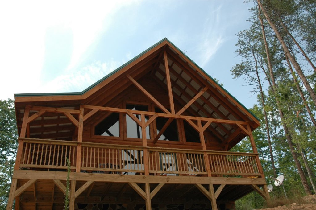 Photo of a Pigeon Forge Cabin named Dare To Bear #238 - This is the nineteenth photo in the set.