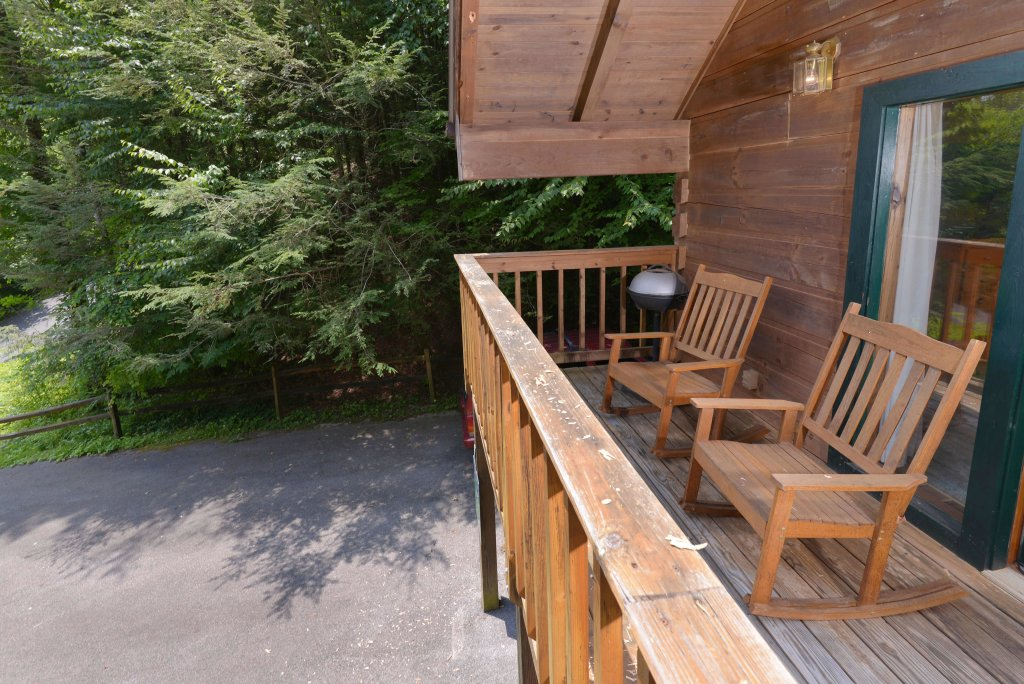 Photo of a Gatlinburg Cabin named Zen Garden #1523 - This is the fifth photo in the set.