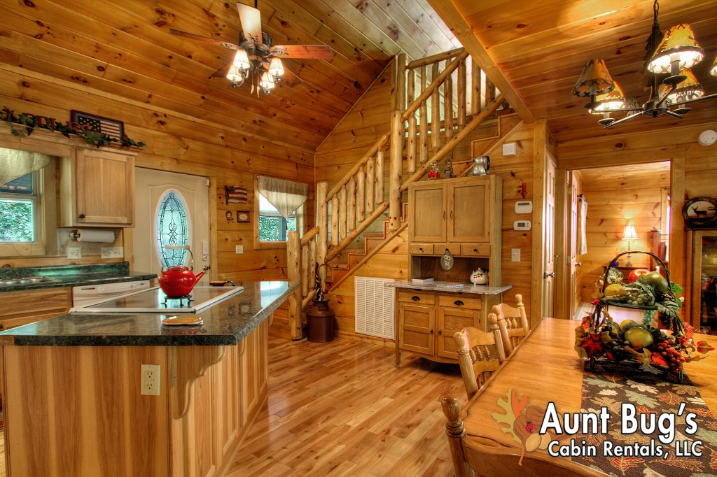 Photo of a Gatlinburg Cabin named Living Waters #376 - This is the seventy-fourth photo in the set.