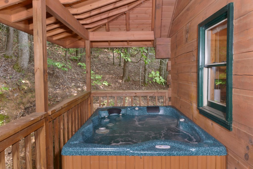 Photo of a Gatlinburg Cabin named Zen Garden #1523 - This is the tenth photo in the set.