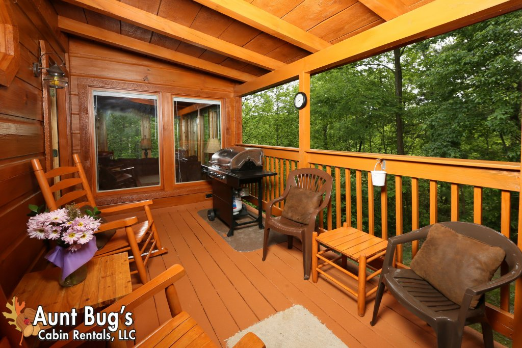 Photo of a Gatlinburg Cabin named A Mountain Lair #1631 - This is the thirty-sixth photo in the set.