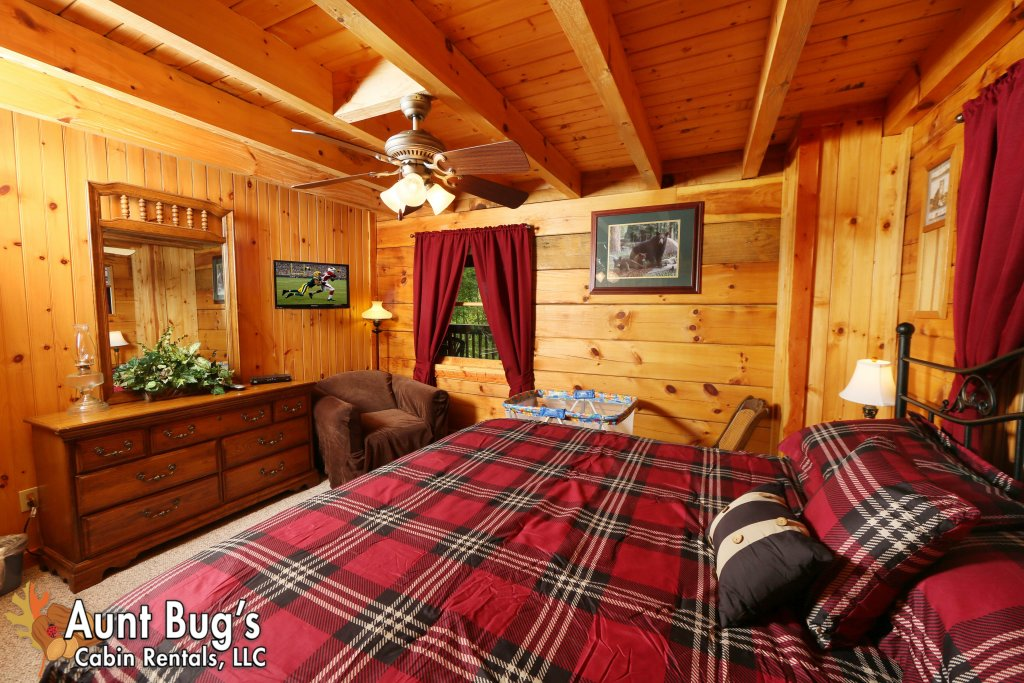Photo of a Gatlinburg Cabin named A Mountain Lair #1631 - This is the fourth photo in the set.