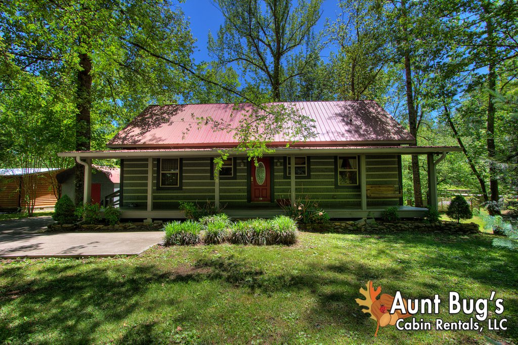 Photo of a Gatlinburg Cabin named Living Waters #376 - This is the seventieth photo in the set.