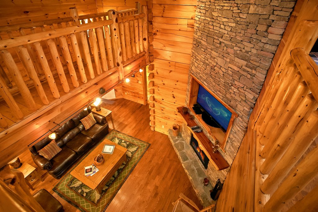 Photo of a Pigeon Forge Cabin named Pinnacle Vista - This is the fifteenth photo in the set.