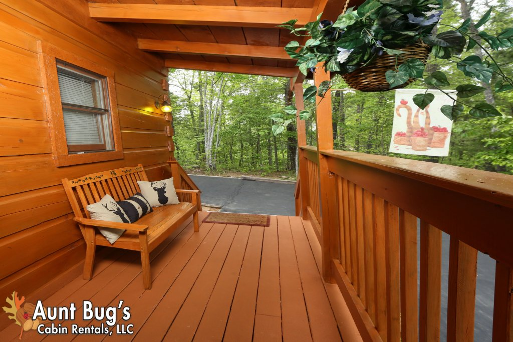 Photo of a Gatlinburg Cabin named A Mountain Lair #1631 - This is the eighteenth photo in the set.