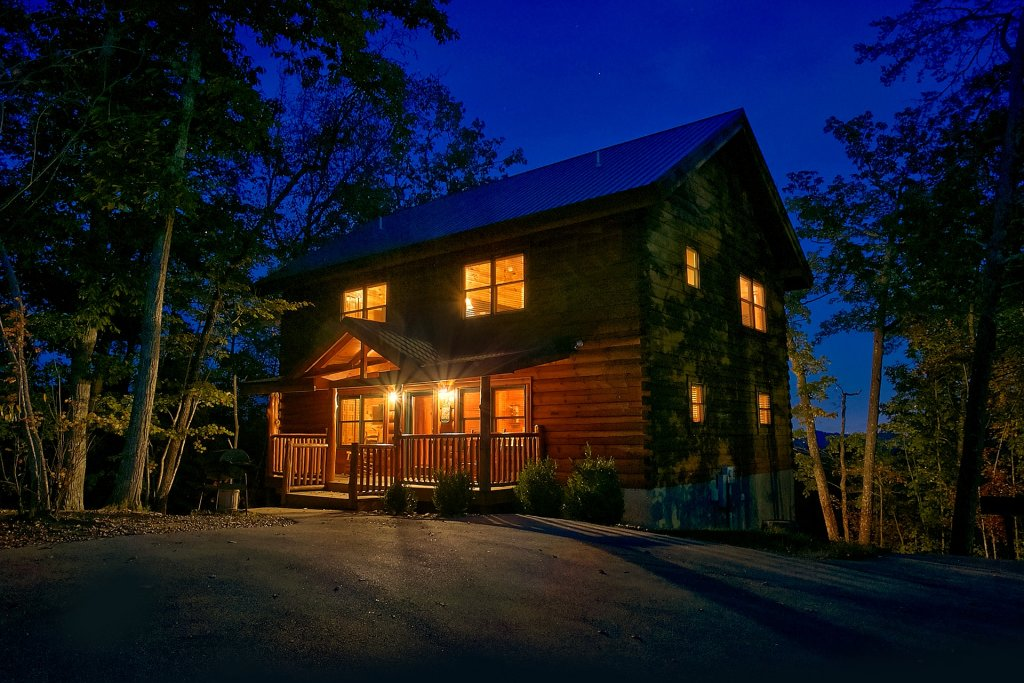 Photo of a Pigeon Forge Cabin named Pinnacle Vista - This is the thirty-second photo in the set.