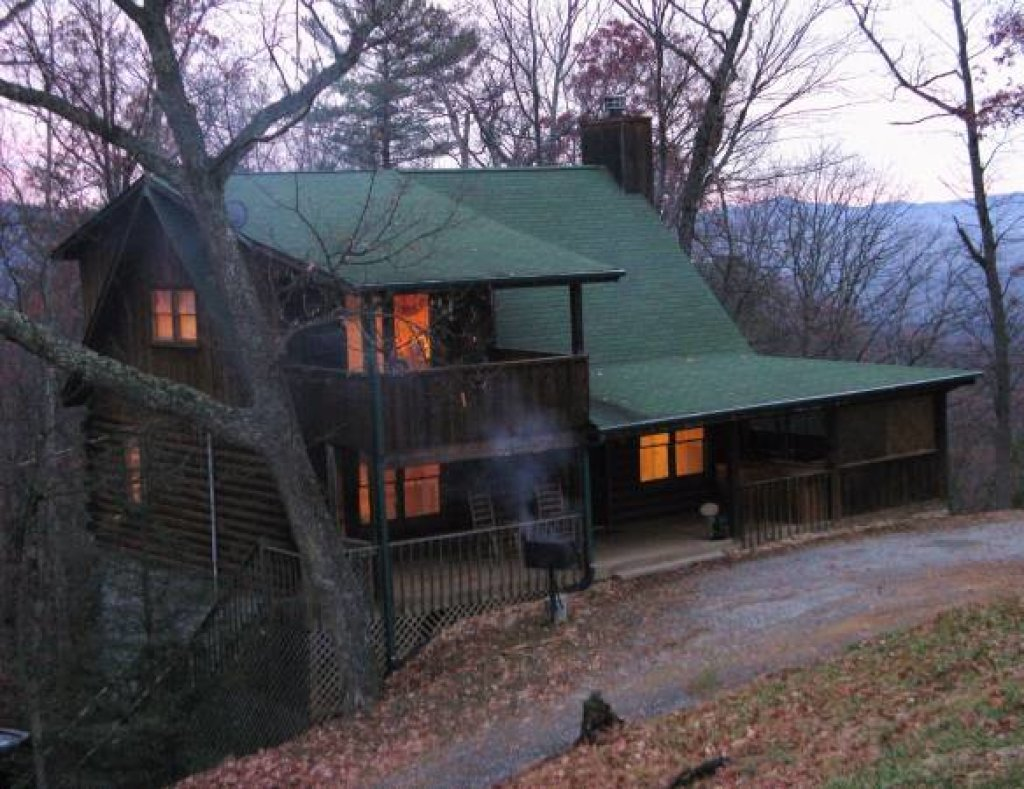 Photo of a Gatlinburg Cabin named Beary Blessed #292 - This is the fourteenth photo in the set.