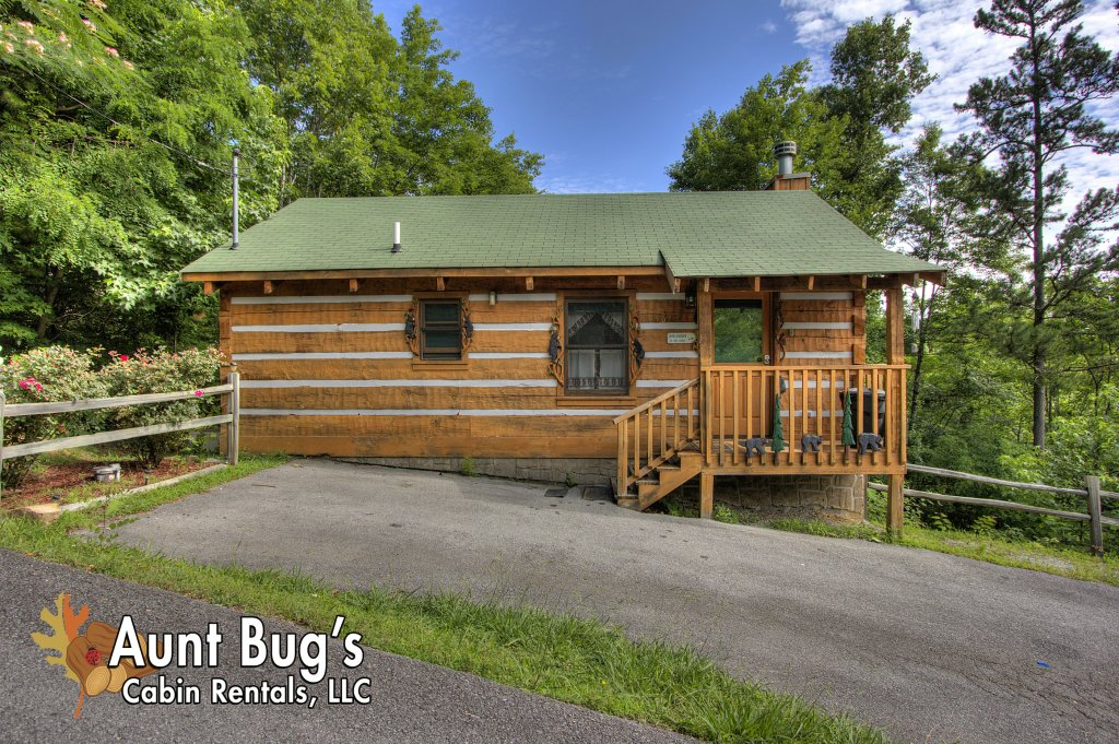 Photo of a Pigeon Forge Cabin named Apple Bear View #116 - This is the ninth photo in the set.