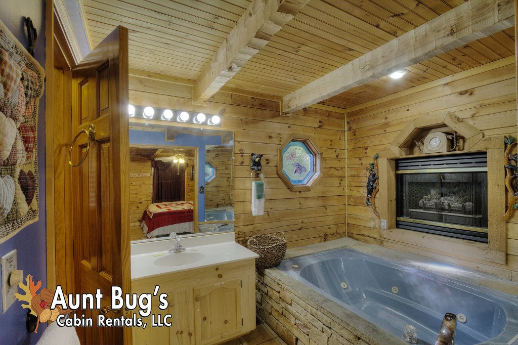 Photo of a Sevierville Cabin named Pure Pleasure Too #202 - This is the ninth photo in the set.