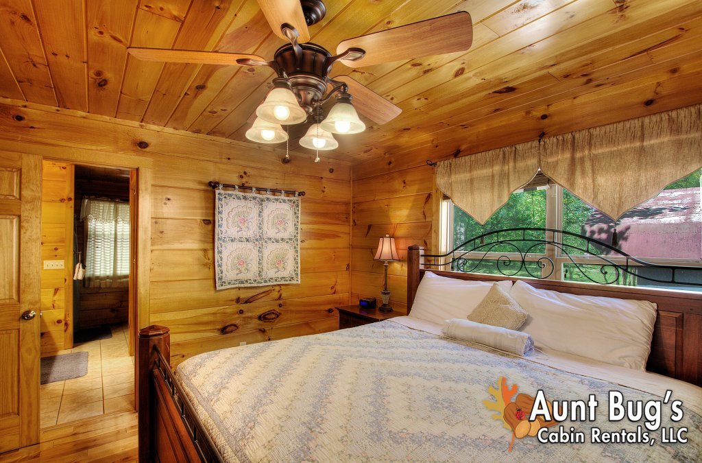 Photo of a Gatlinburg Cabin named Living Waters #376 - This is the forty-fourth photo in the set.