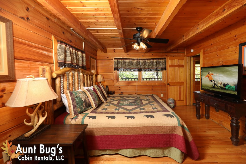 Photo of a Pigeon Forge Cabin named Kountry Bears & Honey #211 - This is the fifteenth photo in the set.