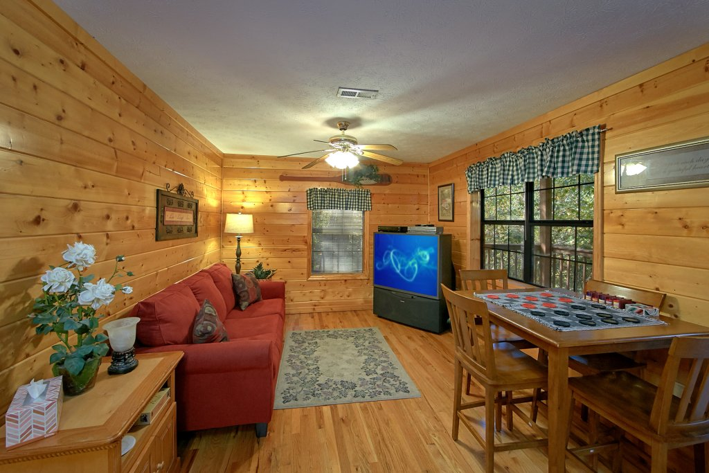 Photo of a Pigeon Forge Cabin named Sweet Mountain Laurel #403 - This is the eleventh photo in the set.
