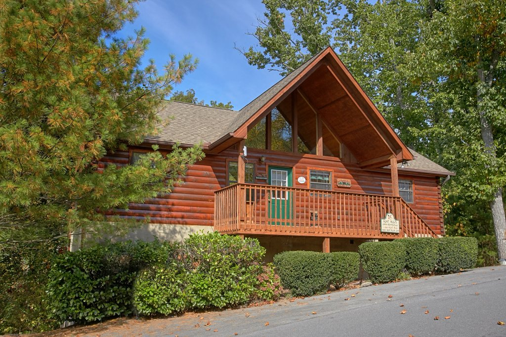 Photo of a Pigeon Forge Cabin named Sweet Mountain Laurel #403 - This is the seventh photo in the set.