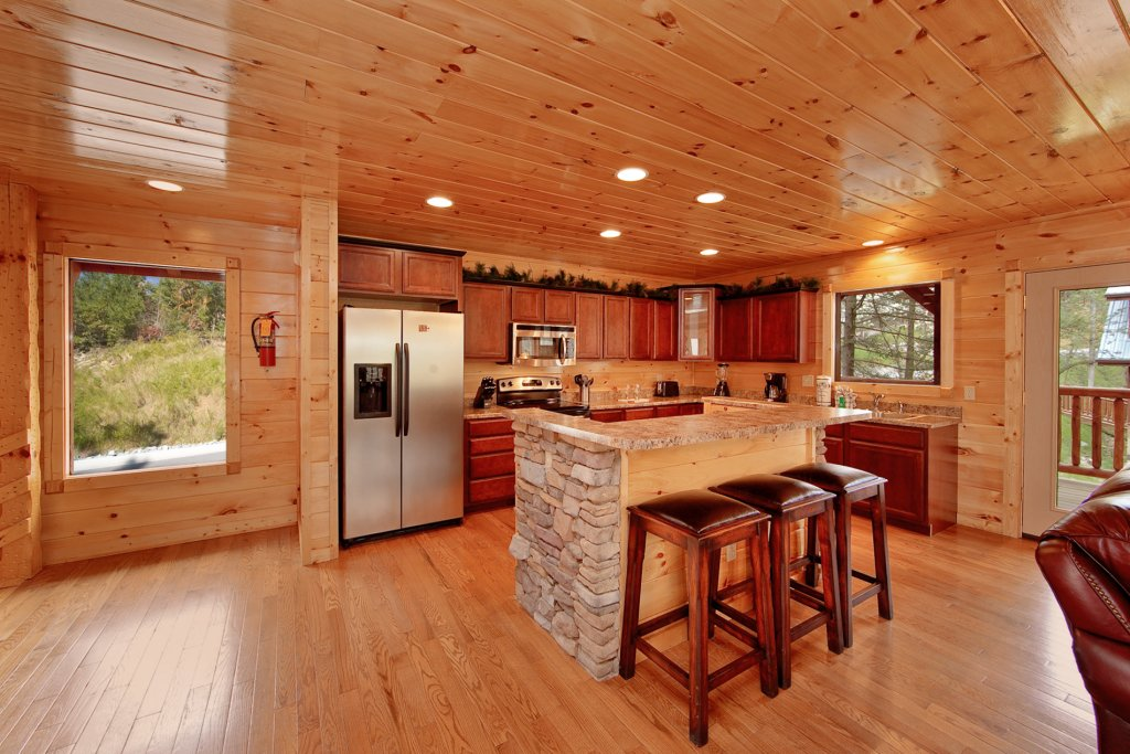Photo of a Gatlinburg Cabin named Finders Keepers - This is the tenth photo in the set.