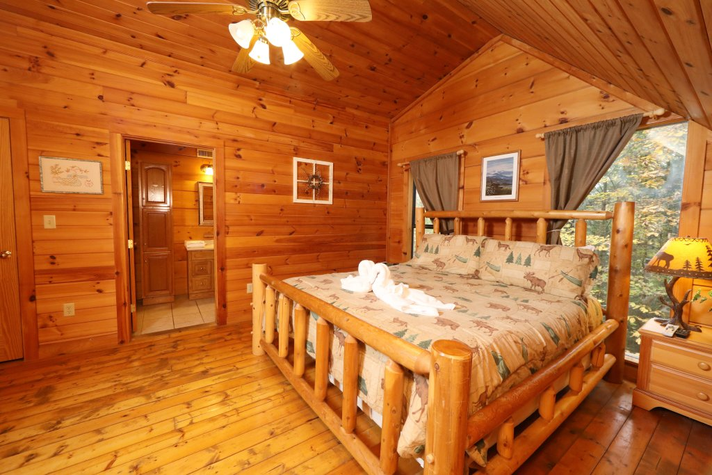 Photo of a Pigeon Forge Cabin named Beneath The Stars #220 - This is the thirtieth photo in the set.