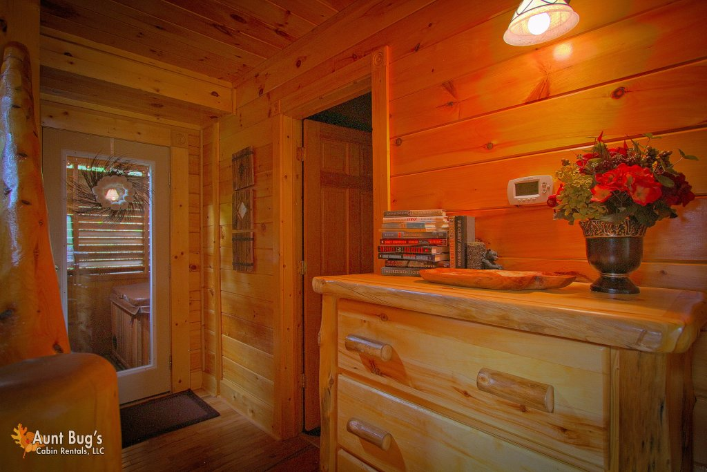 Photo of a Pigeon Forge Cabin named Starry Nights #222 - This is the tenth photo in the set.