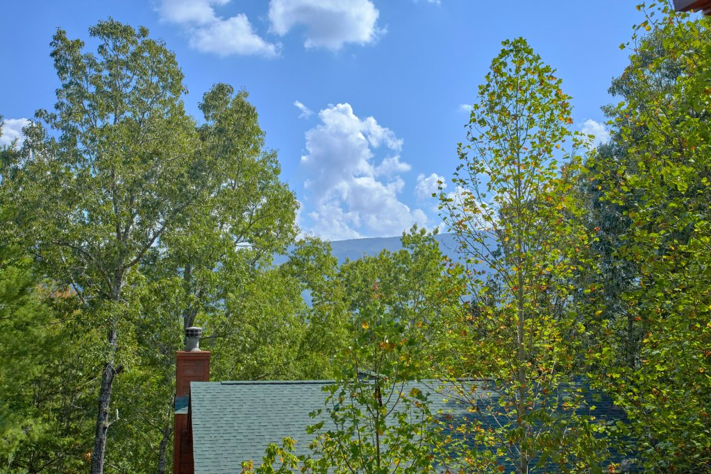 Photo of a Pigeon Forge Cabin named Heavenly Hideaway #256 - This is the twenty-seventh photo in the set.