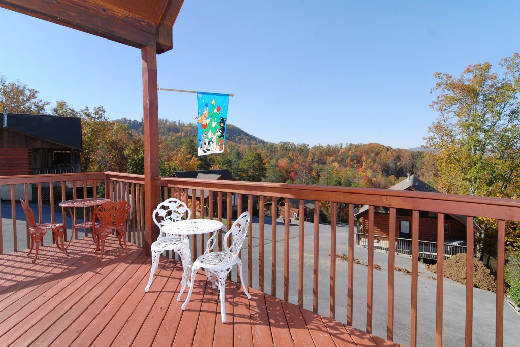 Photo of a Pigeon Forge Cabin named Miss Bee Haven #236 - This is the nineteenth photo in the set.