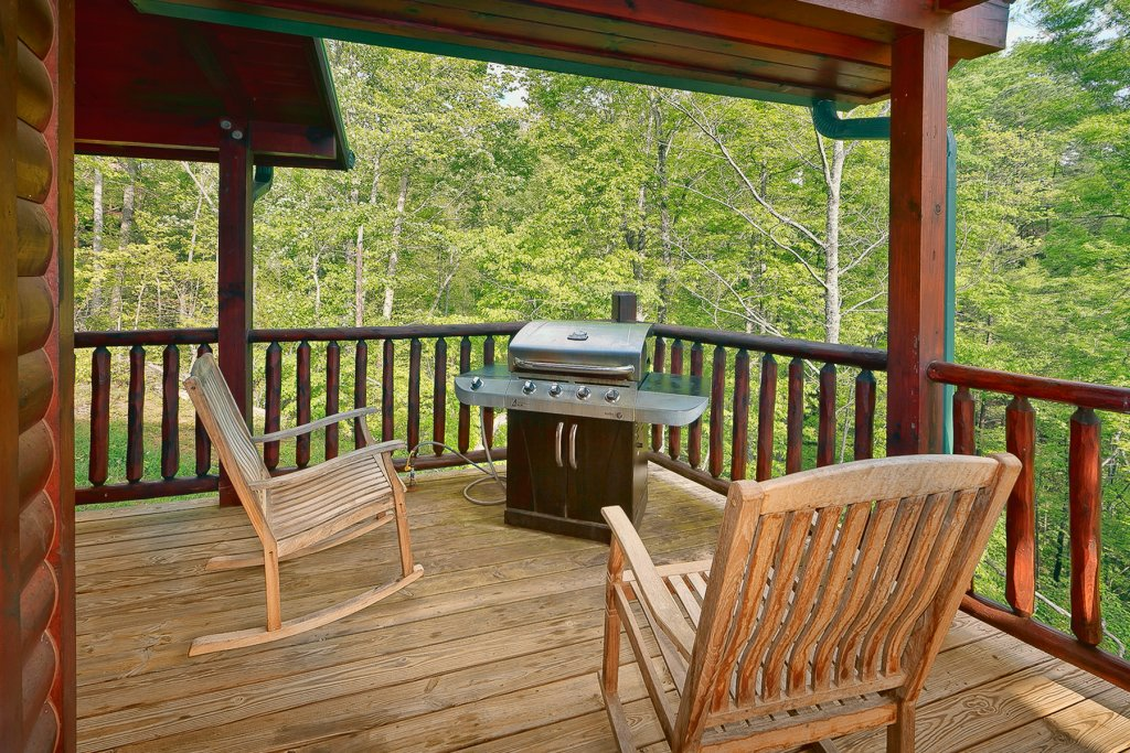 Photo of a Gatlinburg Cabin named Knotty & Nice - This is the seventh photo in the set.