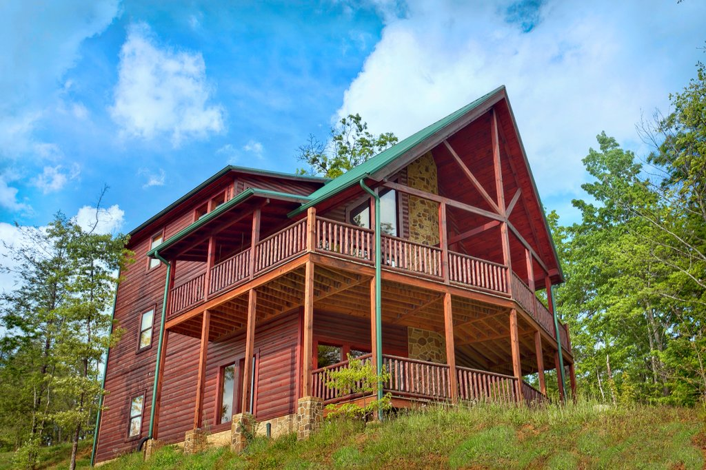 Photo of a Gatlinburg Cabin named Knotty & Nice - This is the twenty-third photo in the set.