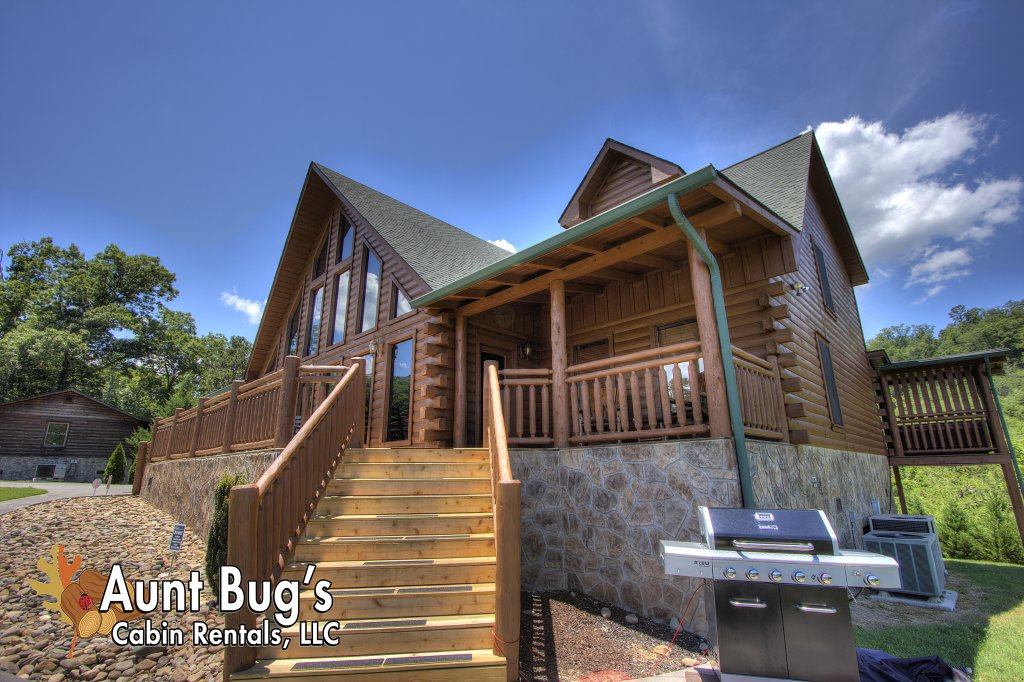 Photo of a Pigeon Forge Cabin named Always Dreaming #410 - This is the thirty-second photo in the set.