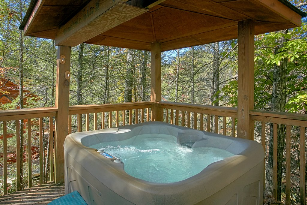 Photo of a Gatlinburg Cabin named Rustic Elegance #422 - This is the fourth photo in the set.