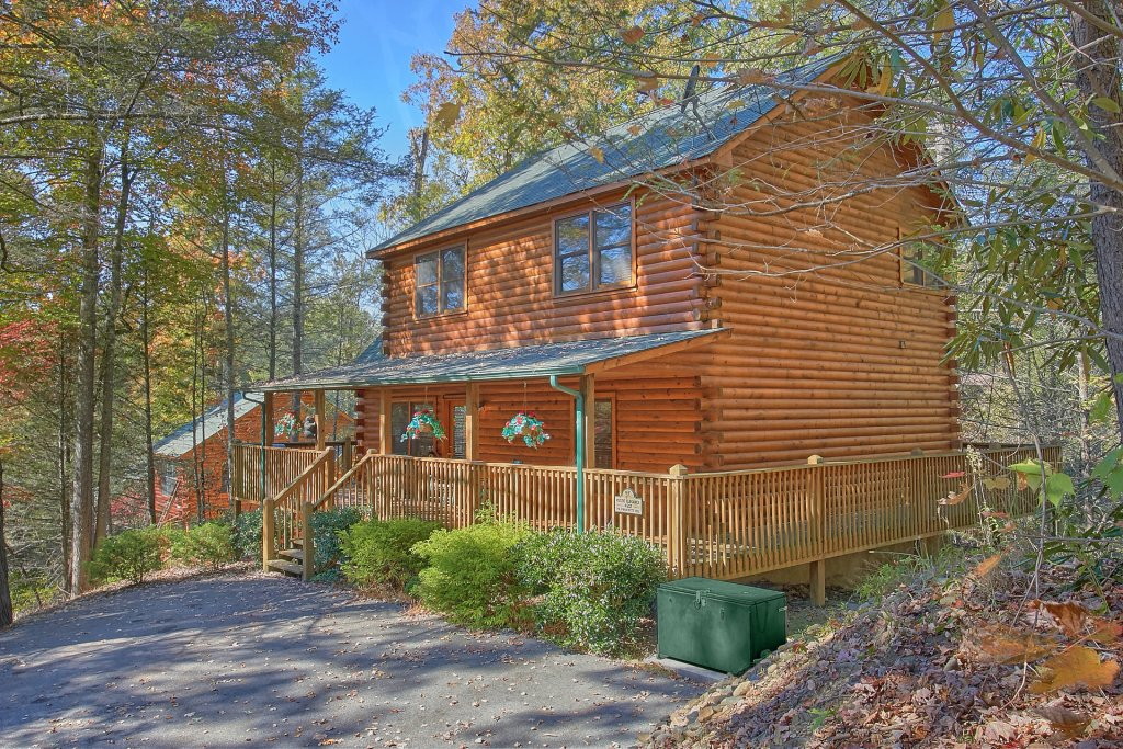 Photo of a Gatlinburg Cabin named Rustic Elegance #422 - This is the eleventh photo in the set.
