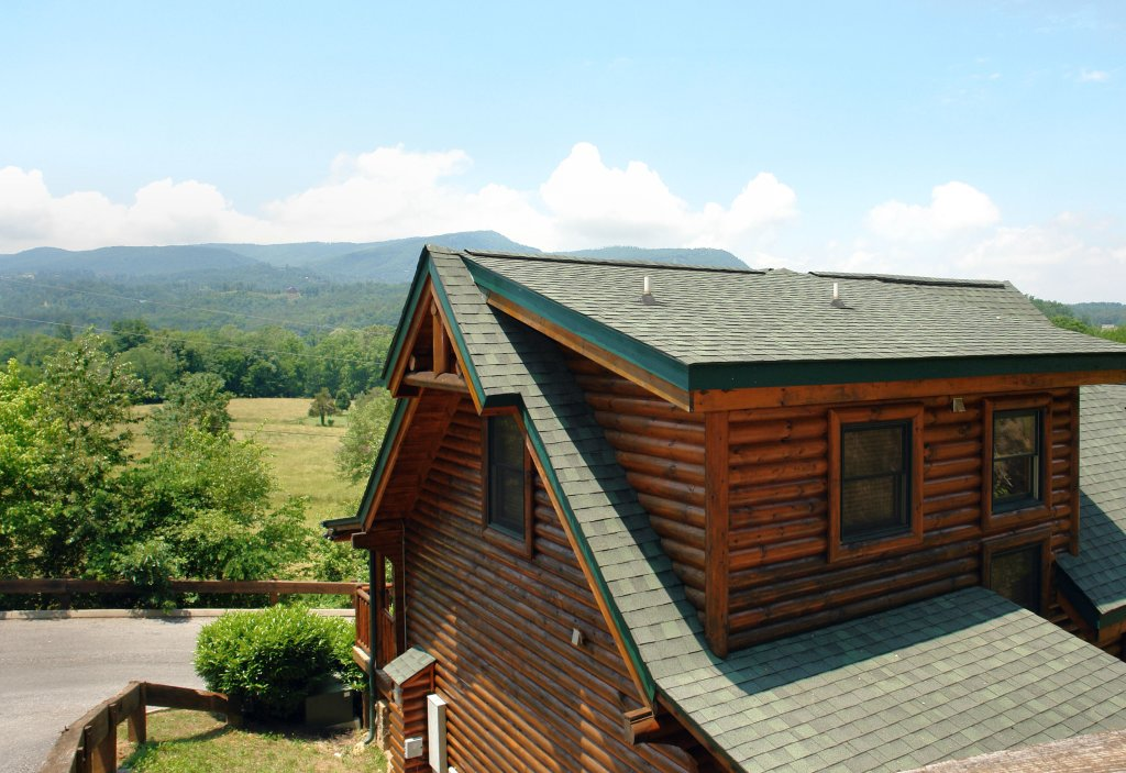 Photo of a Pigeon Forge Cabin named Starry Nights #222 - This is the thirty-seventh photo in the set.