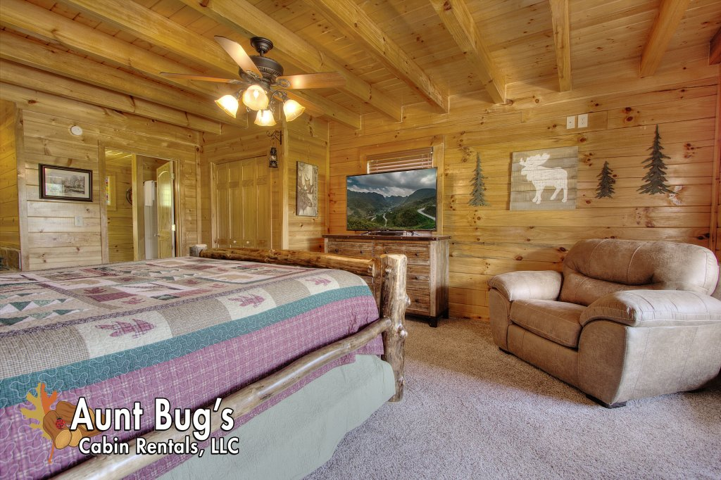 Photo of a Pigeon Forge Cabin named Always Dreaming #410 - This is the forty-first photo in the set.