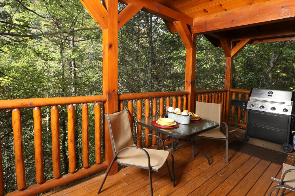 Photo of a Pigeon Forge Cabin named Smoky Bear Manor - This is the third photo in the set.
