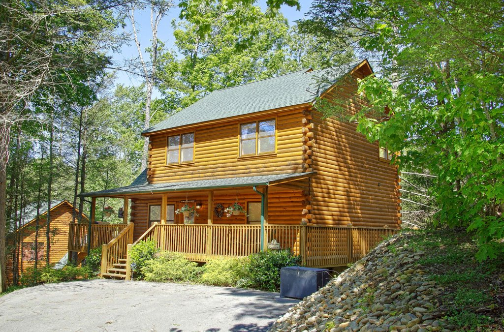 Photo of a Gatlinburg Cabin named Rustic Elegance #422 - This is the thirty-first photo in the set.