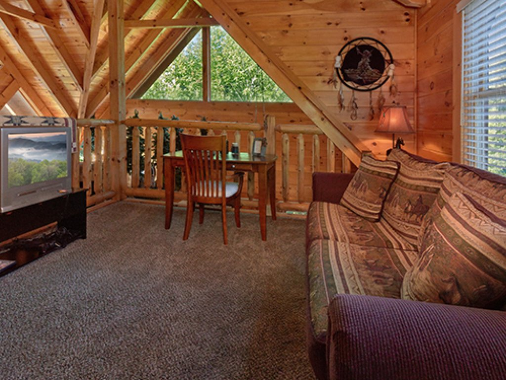 Photo of a Pigeon Forge Cabin named Stone Ridge #325 - This is the seventeenth photo in the set.