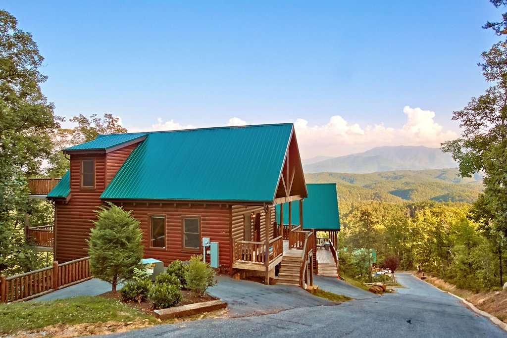 Photo of a Pigeon Forge Cabin named Breathtaking Views - This is the thirty-fifth photo in the set.