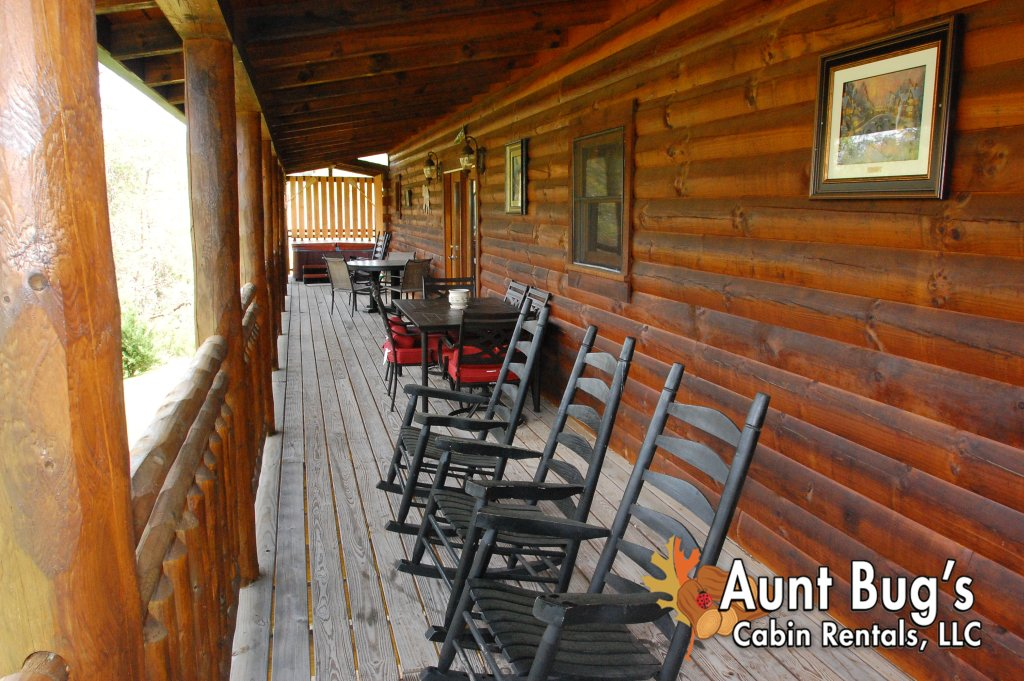 Photo of a Pigeon Forge Cabin named Always Dreaming #410 - This is the fifty-second photo in the set.