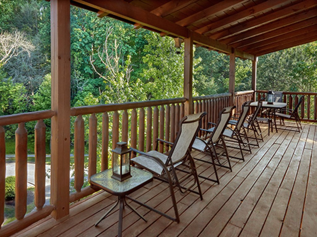 Photo of a Pigeon Forge Cabin named Stone Ridge #325 - This is the twenty-second photo in the set.