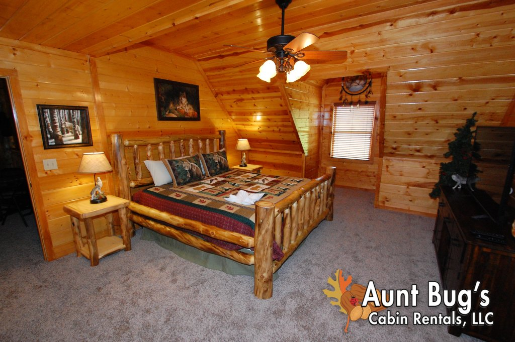 Photo of a Pigeon Forge Cabin named Always Dreaming #410 - This is the fifty-fourth photo in the set.
