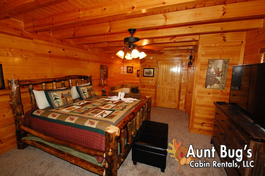 Photo of a Pigeon Forge Cabin named Always Dreaming #410 - This is the fifty-eighth photo in the set.