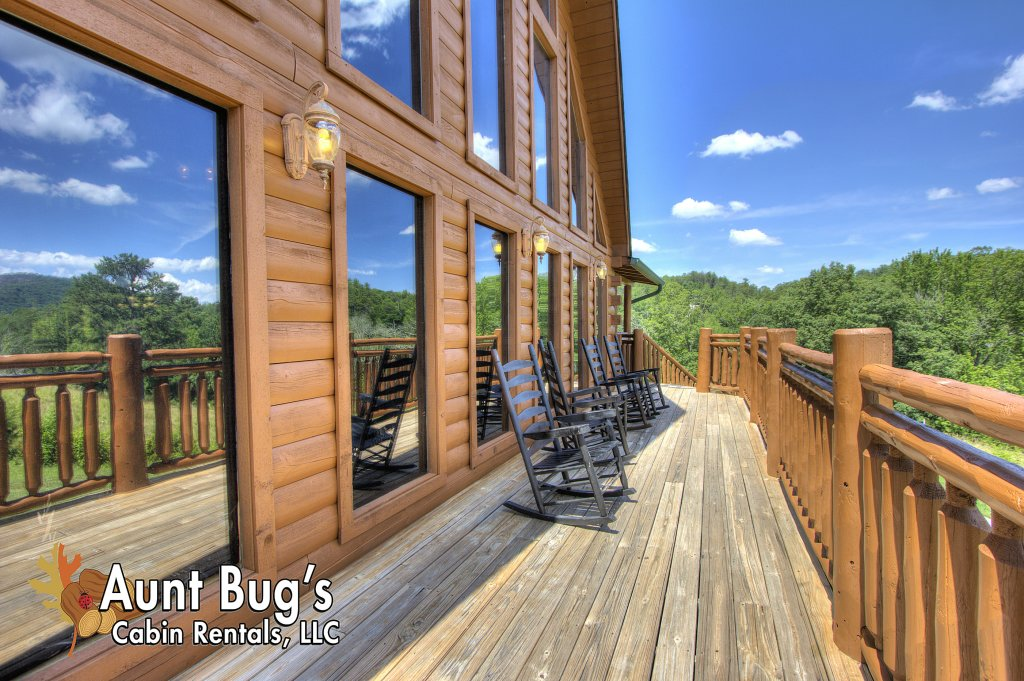Photo of a Pigeon Forge Cabin named Always Dreaming #410 - This is the third photo in the set.