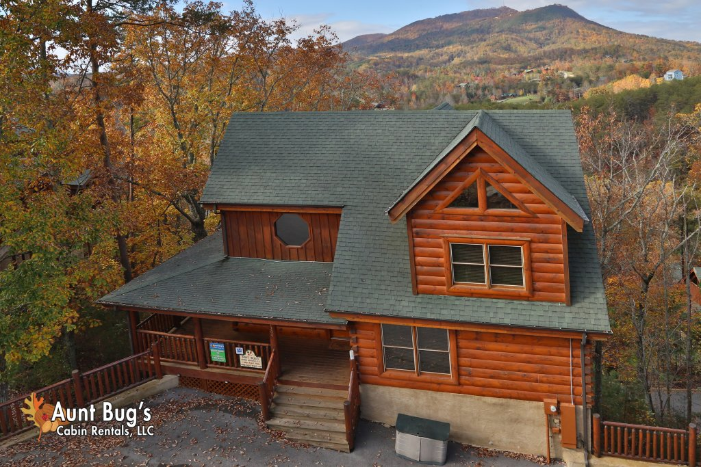 Photo of a Pigeon Forge Cabin named Absolutely Wonderful #304 - This is the third photo in the set.