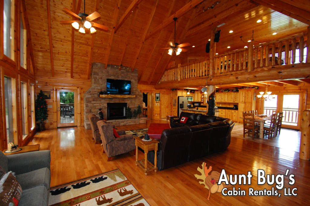 Photo of a Pigeon Forge Cabin named Always Dreaming #410 - This is the forty-ninth photo in the set.