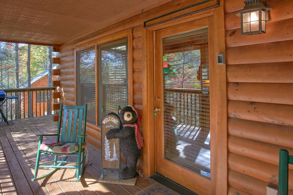 Photo of a Gatlinburg Cabin named Rustic Elegance #422 - This is the eighteenth photo in the set.
