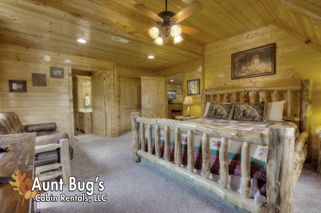 Photo of a Pigeon Forge Cabin named Always Dreaming #410 - This is the thirtieth photo in the set.